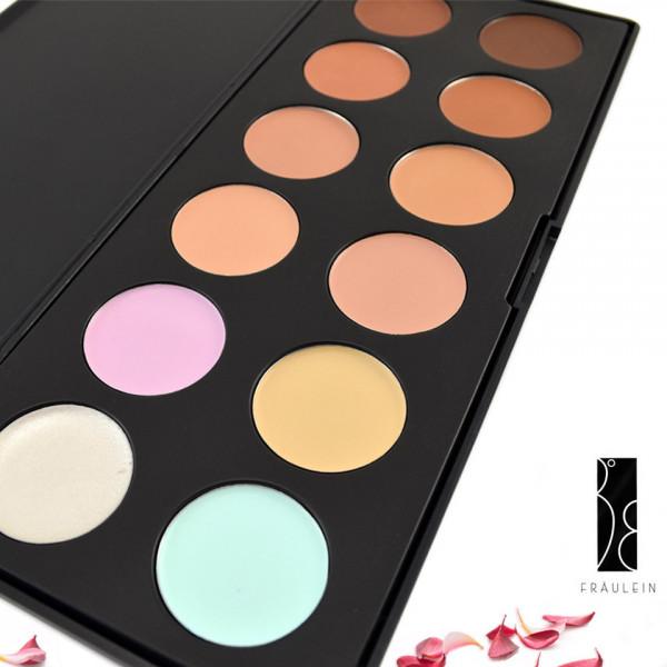 Poze Corector, Anticearcan, Concealer 12 culori Fraulein38 Natural Look