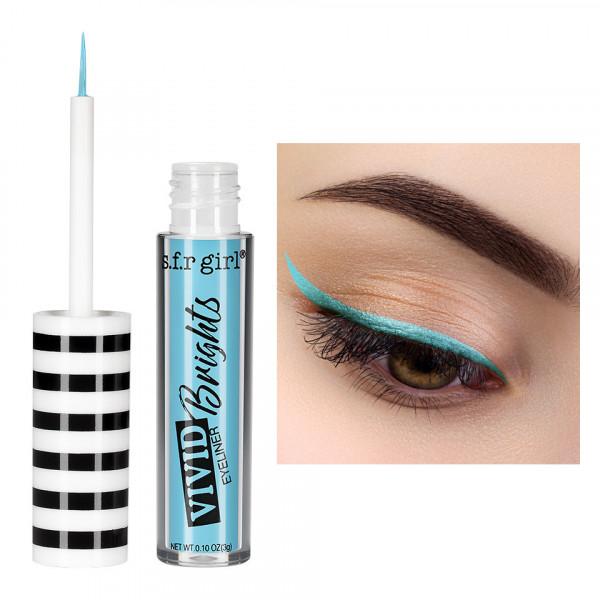 Poze Eyeliner Colorat S.F.R Girl Vivid Brights #03