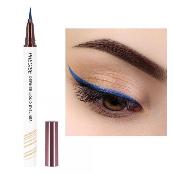 Poze Eyeliner Colorat tip Carioca UCANBE Dark Blue