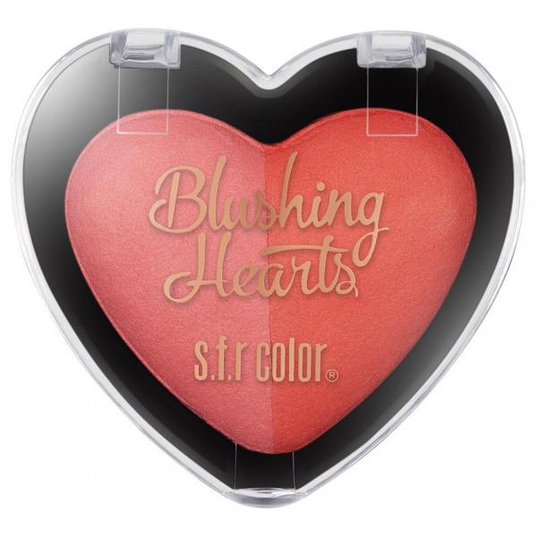 Poze Fard de Obraz S.F.R. Color Blushing Hearts #01