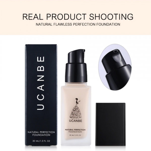 Poze Fond de Ten UCANBE #03 Natural Perfection Foundation