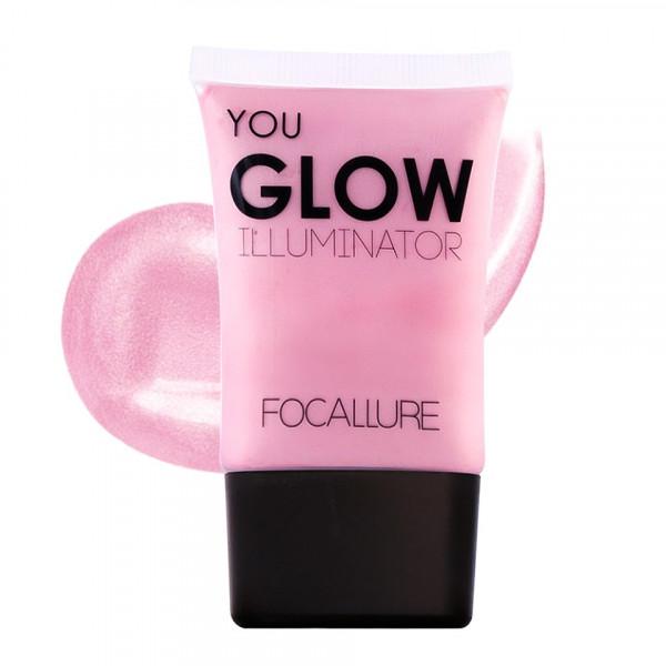 Poze Iluminator Lichid Focallure You Glow Gleam