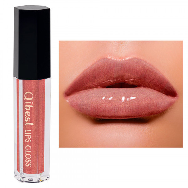 Poze Lip Gloss Charming Qibest #08