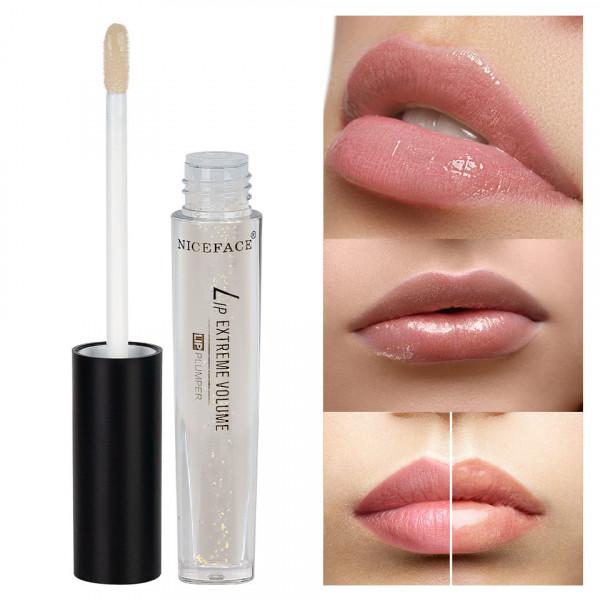 Poze Lip Gloss Extreme Volume Niceface #01