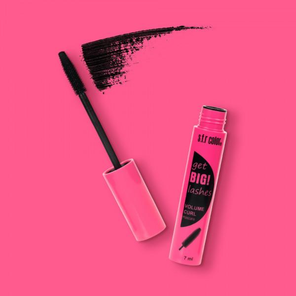 Poze Mascara Volume Curl - S.F.R. Color - Get Big Lashes #04