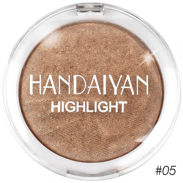 Poze Pudra Iluminatoare Fata si Corp MakeUp Glow Handaiyan #05