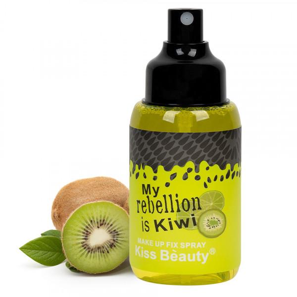 Poze Spray Fixare Machiaj Kiss Beauty Kiwi, 115ml