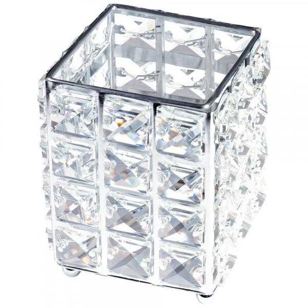 Poze Suport Pensule Crystal, Star Silver