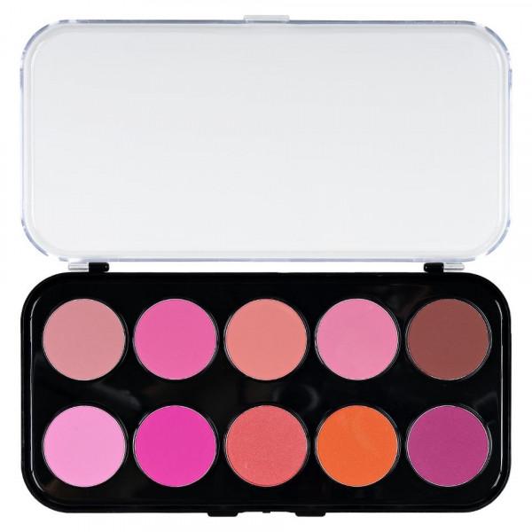 Poze Trusa Blush 10 culori Fraulein38 Stay Pretty
