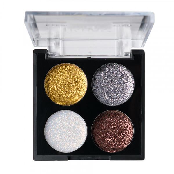 Poze Trusa Glitter Ochi Metallic Glam