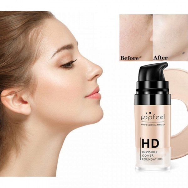 Poze Fond de Ten HD Invisible Cover #04, 15 ml