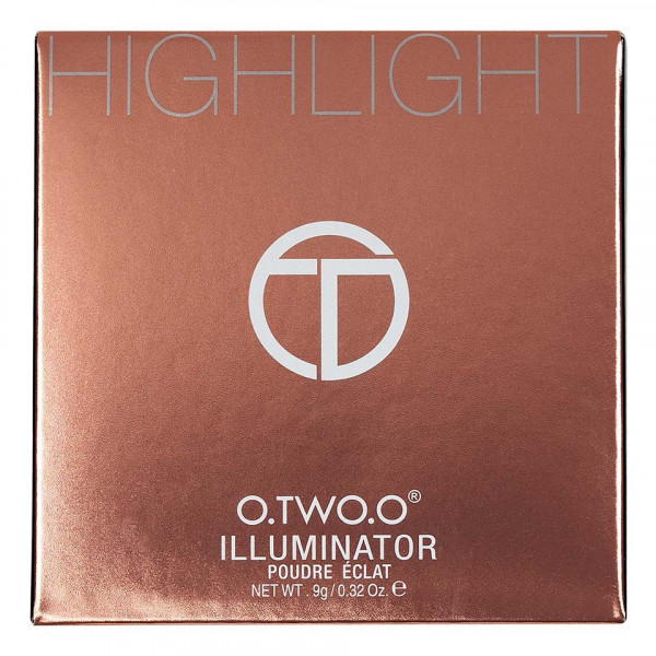 Poze Iluminator Pudra O.TWO.O Shine on Me SUN #04