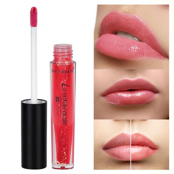 Poze Lip Gloss Extreme Volume Niceface #04