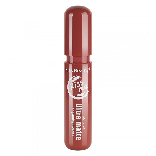 Poze Lipgloss Ultra Matte Kiss Beauty, Kiss Me #09