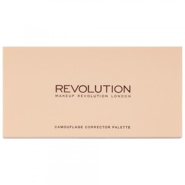 Poze Paleta Corectoare MakeUp Revolution Camouflage Corrector
