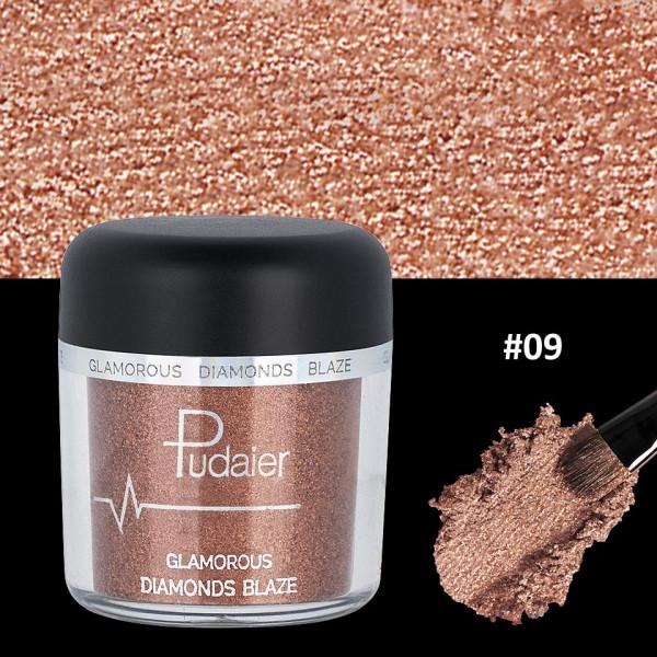 Poze Pigment Machiaj Ochi #09 Pudaier - Glamorous Diamonds