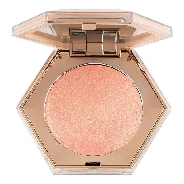 Poze Pudra Iluminatoare Kiss Beauty Shining Colors #03 Peachy Diane