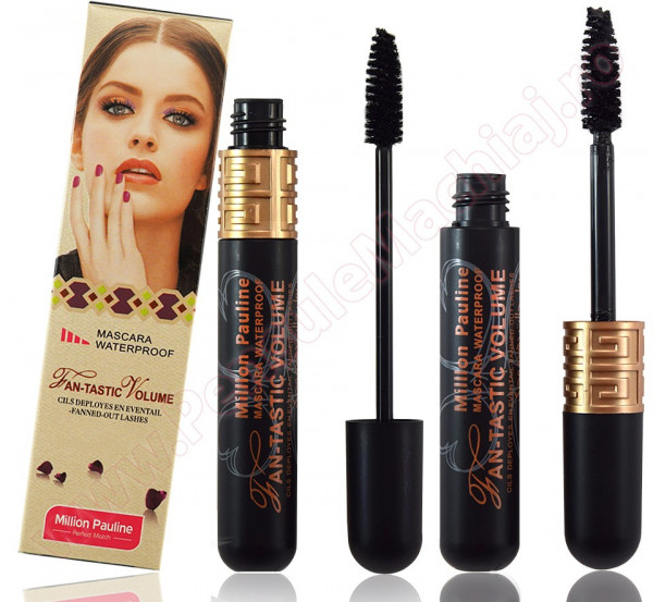 Poze Rimel 2 in 1 Fantastic Volum Waterproof - Mascara Lash Plus