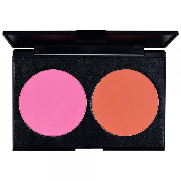 Poze Trusa Blush & Pudra fata 2 culori Fraulein38 Peach N Pitch #02