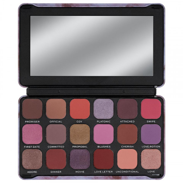 Poze Trusa Farduri MakeUp Revolution Flawless Unconditional Love