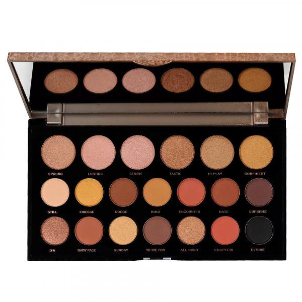 Poze Trusa Farduri MakeUp Revolution Jewel Collection 20 culori 02