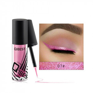 Eyeliner colorat Qibest #07 Pink Glam
