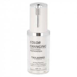 Fond de Ten TLM Waterproof Color Changing SPF 15, White 40ml