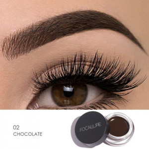 Gel Sprancene Focallure Brow Ink #Chocolate