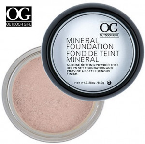 Pudra Minerala Mineral Foundation 8 g - #04 ten deschis