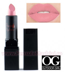 Ruj Mat Pure Matte Lipstick  #216 - Light Pink