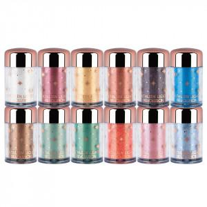 Set 12 Pigmenti Machiaj Ochi MakeUp Revolution