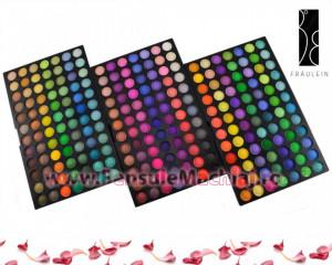 Trusa Farduri 252 culori Fraulein38 Ultimate Palette, 3 palete culori