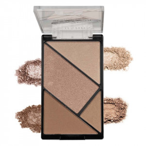 Trusa Iluminator si Bronzer Ushas Fashion Highlighter #04