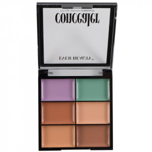 Corector/Concealer, Anticearcan in 6 nuante Ginger Perfect Palette