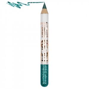 Creion Contur Ochi Colorat cu Sclipici, Waterproof #510