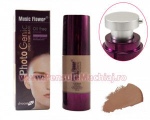 Fond de Ten cu SPF 25 Waterproof PhotoGenic 30 ml - #108 Mocha Touch