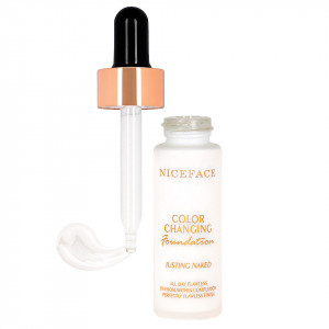 Fond de Ten Niceface Colour Changing Foundation