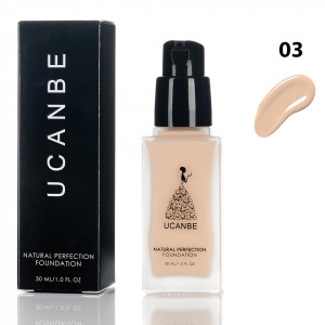 Fond de Ten UCANBE #03 Natural Perfection Foundation