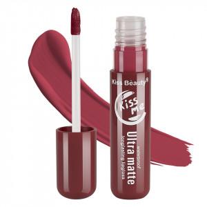 Lipgloss Ultra Matte Kiss Beauty, Kiss Me #10