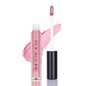 Ruj lichid mat Focallure Ruddy Pink #10