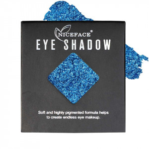 Sclipici ochi pulbere compacta NiceFace Precious Glam #15