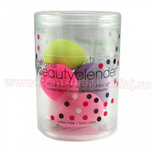 Set 5 Bureti Machiaj Beauty Blender Mini
