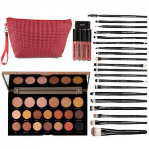 Set Machiaj Makeup VIP Shine + CADOU