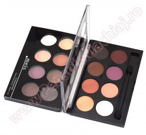 Trusa Farduri 8 culori mate #03 Eyeshadow Meis - Colors of Nature