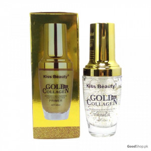 Baza de Machiaj / Primer Machiaj Gold Collagen