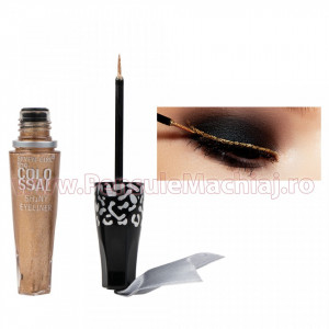 Eyeliner Lichid Rezistent la Transfer Copper 8 ml - 03