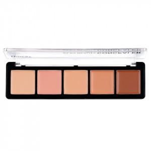 Paleta Corectoare 5 Culori #04 - Nude Camouflage