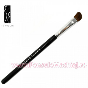 Pensula Machiaj par natural Fraulein38 Professional Angled Shading Brush FR06AB