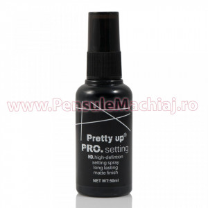 Spray Fixare Machiaj Pretty Up Long Lasting 50 ml