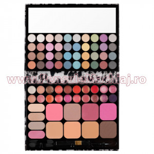 Trusa Machiaj Multifunctionala 72 Culori - Make Up Book